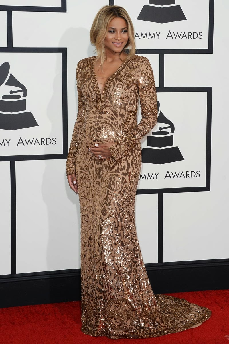 Ciara Grammy 2014