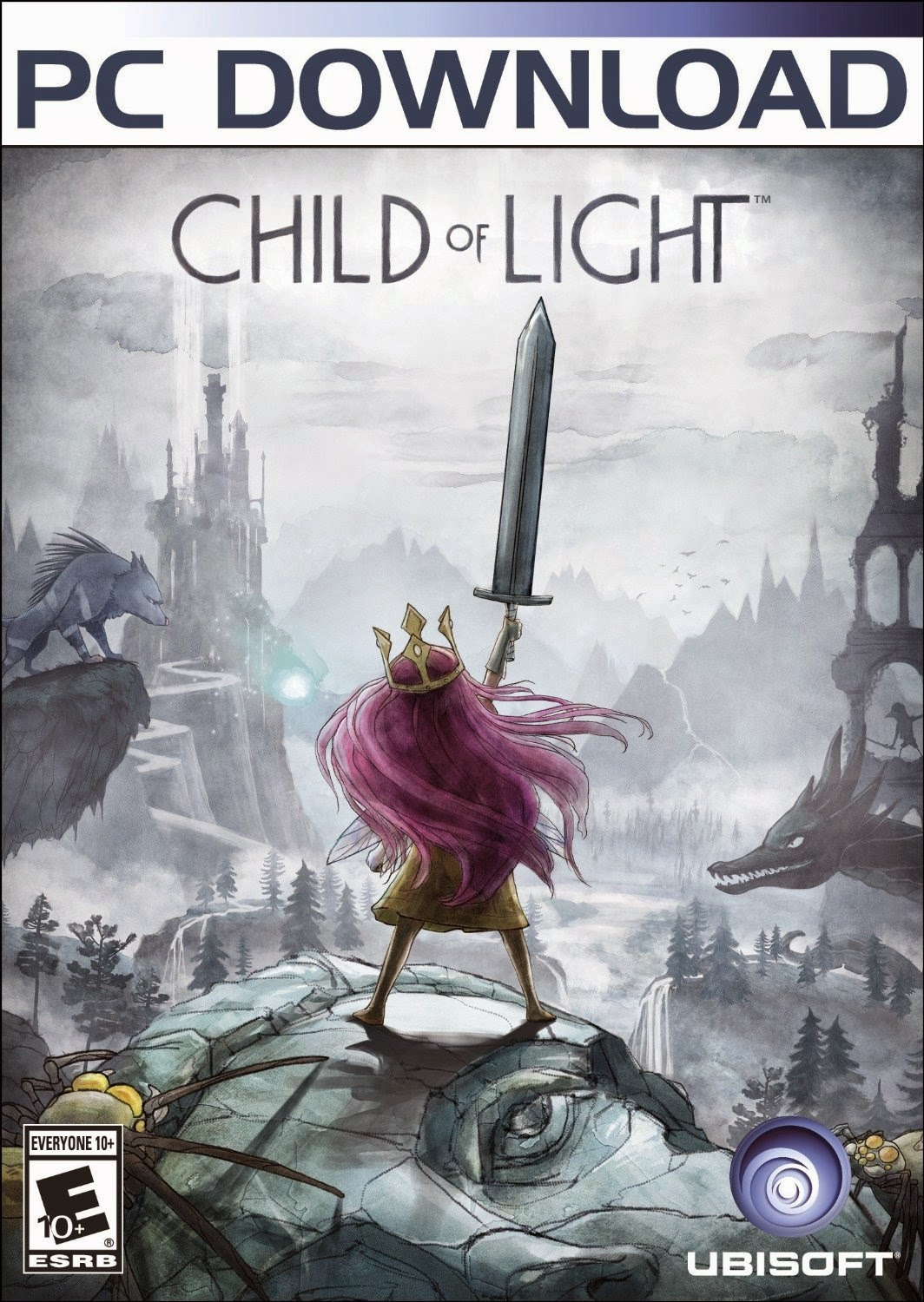 Download Child of Light RELOADED