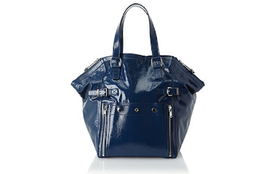 A Blog of Goodies: Save 45% off the Yves Saint Laurent Patent Leather Downtown Bag