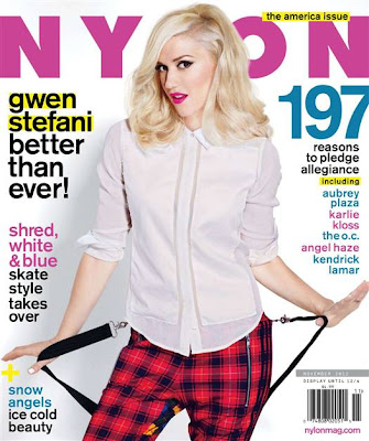 Nylon - November [2012]