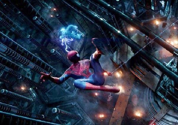 """Imágenes de  """"The Amazing Spider-Man: EL poder de Electro"""""""