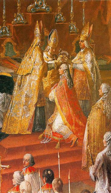 Coroação do imperador do Sacro Império Romano Alemão