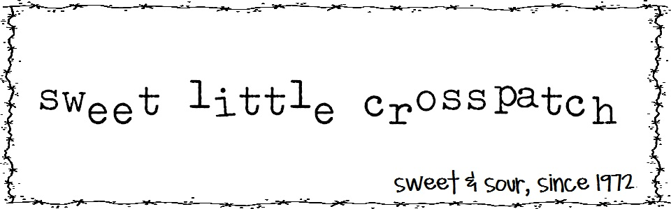 sweet little crosspatch