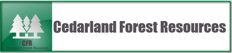 Cedarland Forest Resources