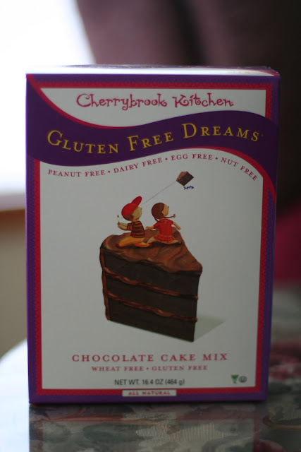 Get Allergy Wise Product Review Cherrybrook Kitchen Gluten Free Chocolate Cake Mix