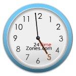 シンプルで美しい時計ブログパーツ