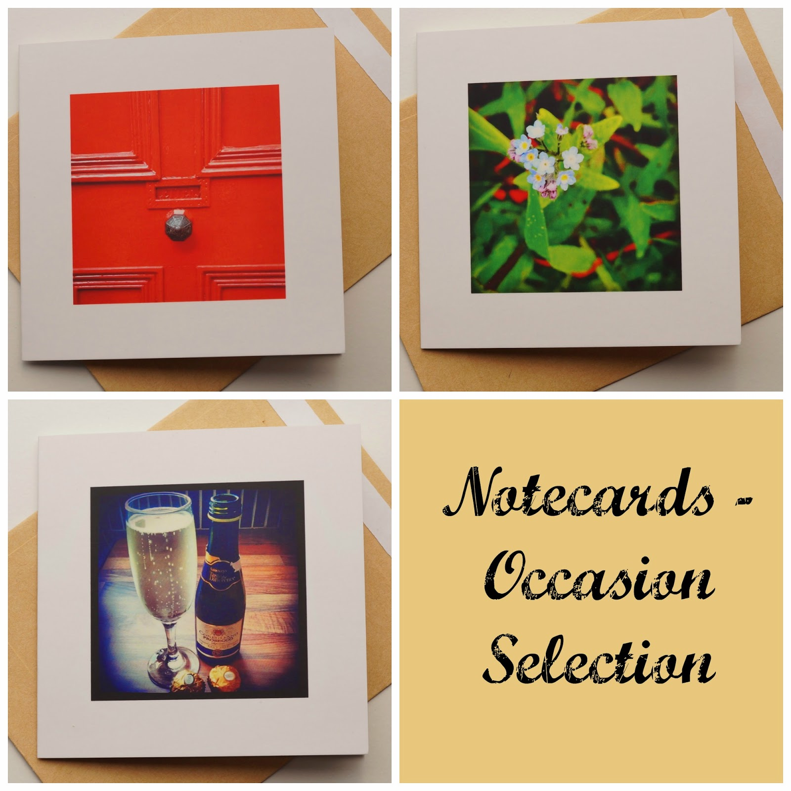 Occasion card collection property of Carrie Gault - ohcherryblossomtattoo.com