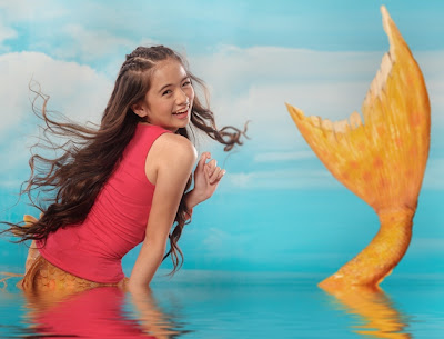 Ella Cruz as Mermaid Aryana