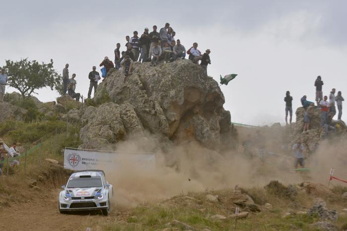 Rally Italia - WRC 2013 - Volkswagen