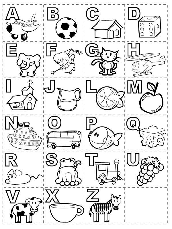 Muitas vezes Banco de Atividades: EDUCAÇÃO INFANTIL - ALFABETIZAÇÃO - alfabeto  WV06