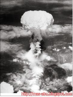 Foto-foto Bersejarah di Dunia - Nagasaki 1945