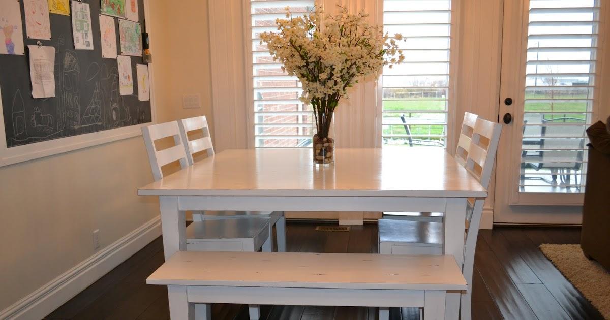 Jenny ashley 39 s redos rachel 39 s kitchen table chairs redo - Kitchen table redo ...