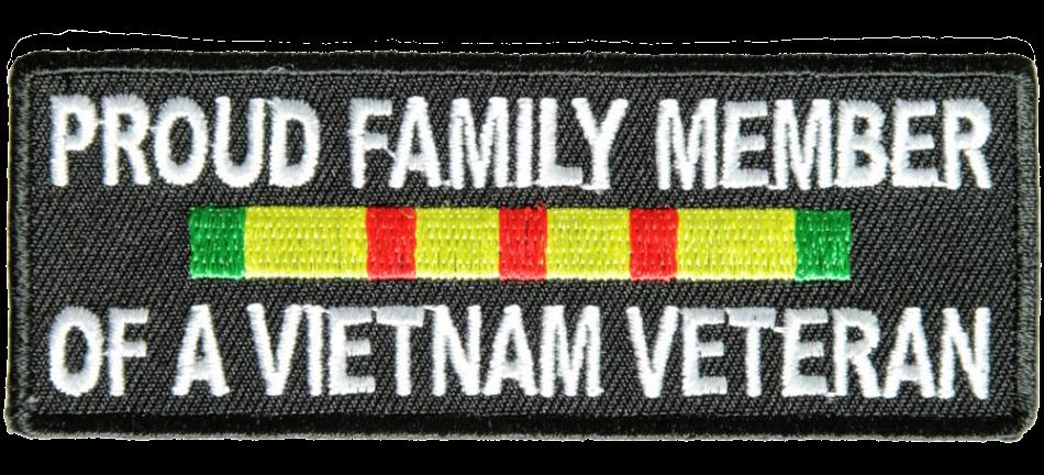 Vietnam Vet Patch
