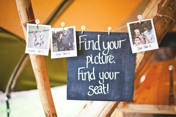 photo plan de table