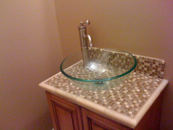 Custom Vanity Tops : modern bathroom furniture custom granite vanity tops