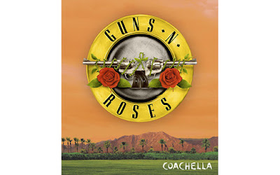 Guns n Roses Coachella