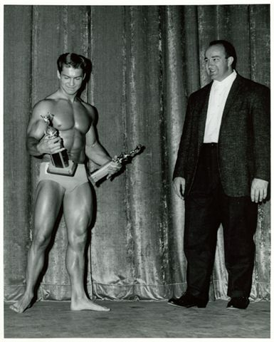 BofLA%2BLarry%2BScott%2B001 1950s MILO Male Nude Beefcake MR. AMERICA LARRY SCOTT
