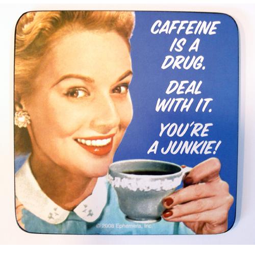 caffeine is a psycoactive drug