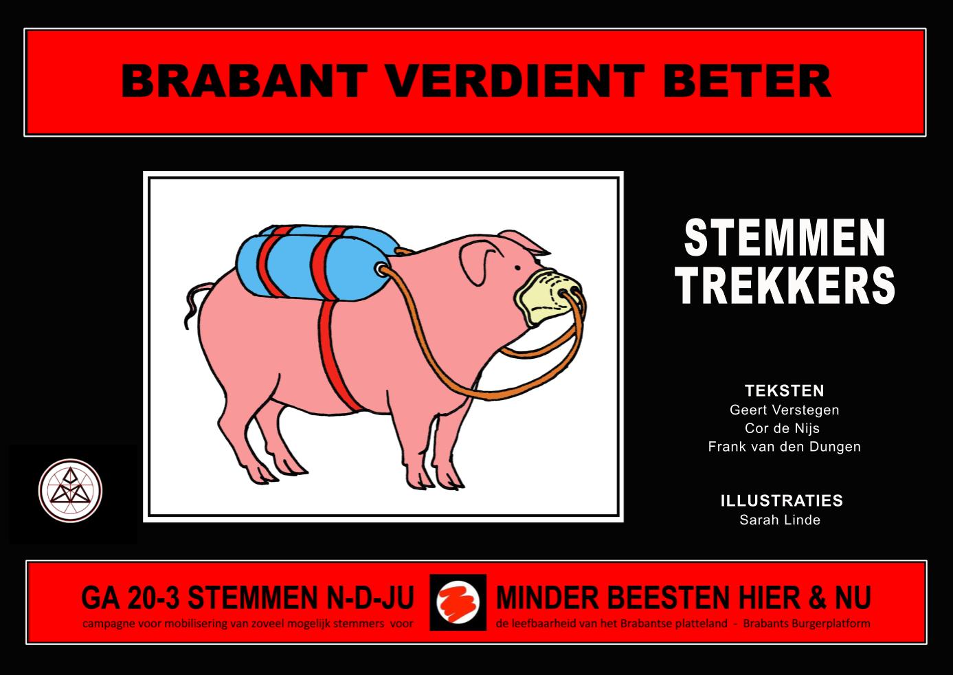 BRABANT VERDIENT BETER