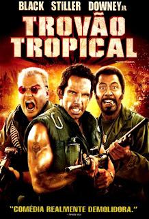 Assistir Trovão Tropical Dublado Online HD