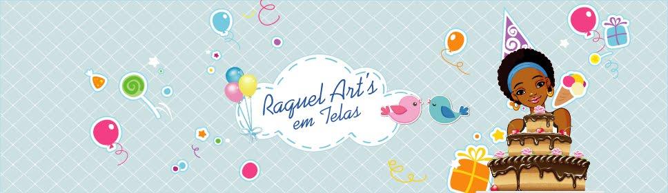 Raquel Art's Em Telas e Design
