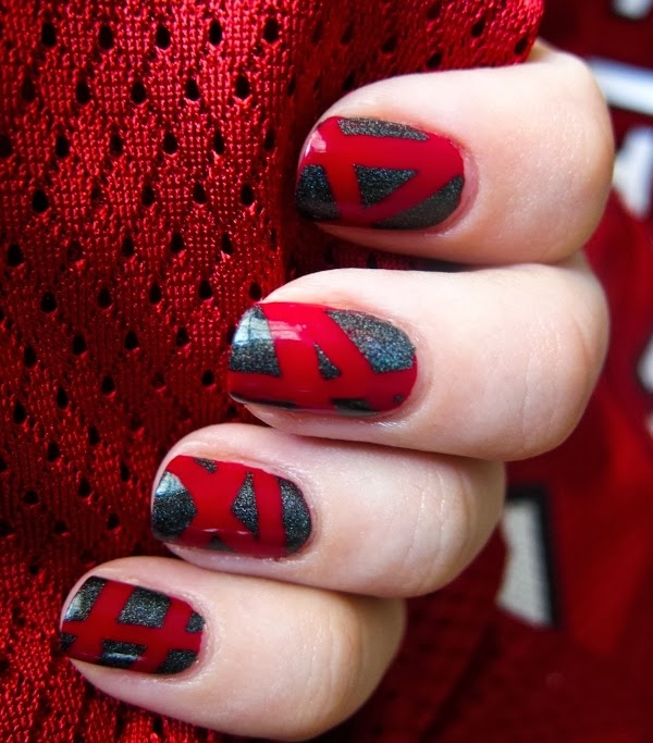 colorful nails designs 2012 latest trends nail designs 2013 - Nail Design Ideas 2012