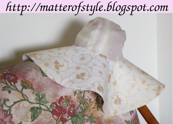 how to make a floppy hat stiff