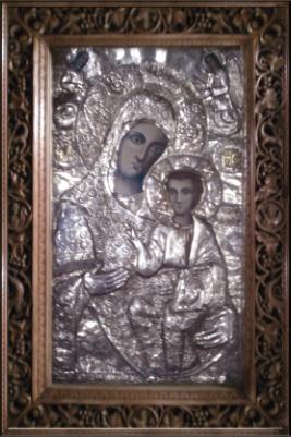 Παναγία Φανερωμένη, Panagia Faneromeni