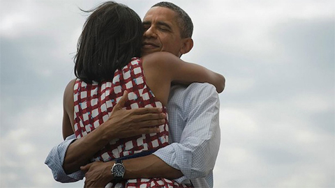 """Four more years"" has become the most liked photo on Twitter and Facebook"