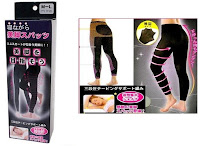 slimming night legging