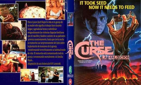 The curse, 1987