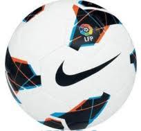 Nuevo balón de la liga 12/13