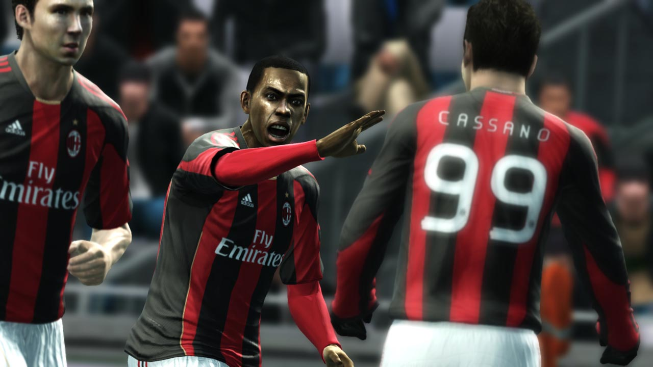 PES 2012 Mejoras  Konami Digital Entertainment GMbH A Revelado Las