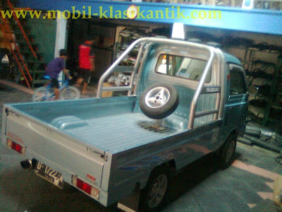 suzuki carry bagong modif