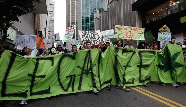 Marcha da Maconha no Brasil