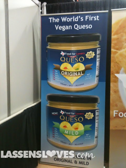 natural+products+expo+west, expo+west, vegan+queso
