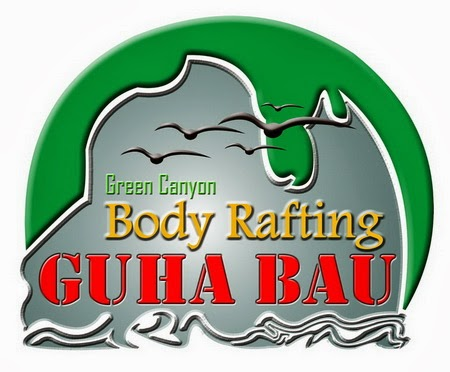 sekertariat guha bau body rafting