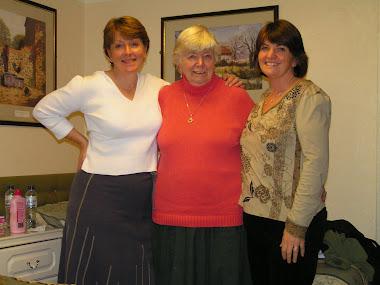Jill, Mum & Wendy