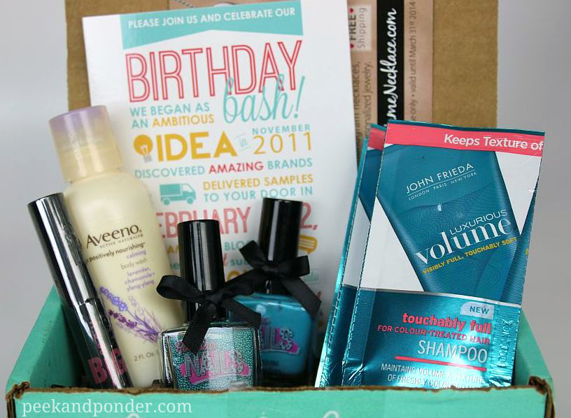 Beauty Box 5 - February 2014