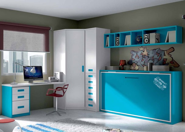 Dormitorios juveniles economicos for Dormitorios juveniles economicos