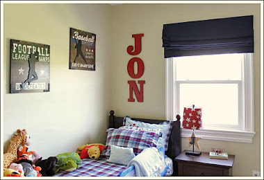 Decorating a Boys Room