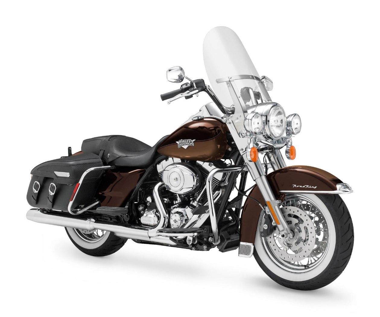 Harley Davidson Road King Front Brake Pads