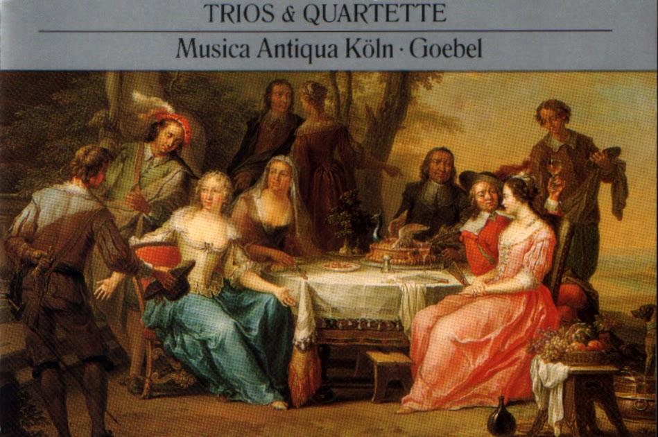 La musica nell 39 anima la musica da tavola for Compositore tedesco della musica da tavola