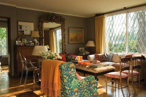 Bellas y lindas decoraci n en invierno for Decoracion de casas bellas