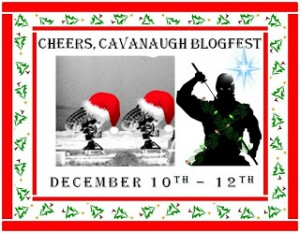 Cheers Cavanaugh blogfest