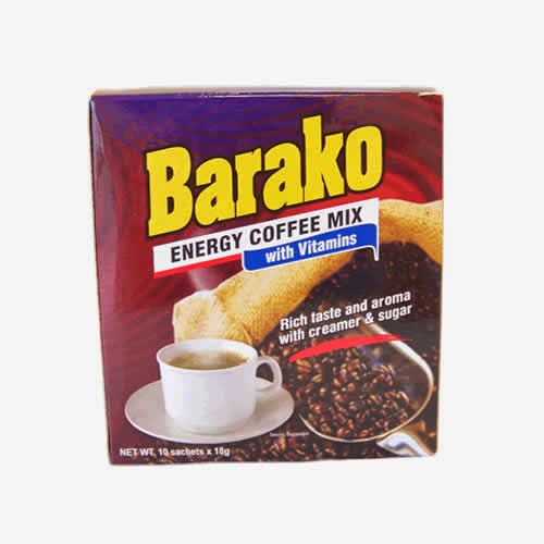 Barako Energy Coffee Mix