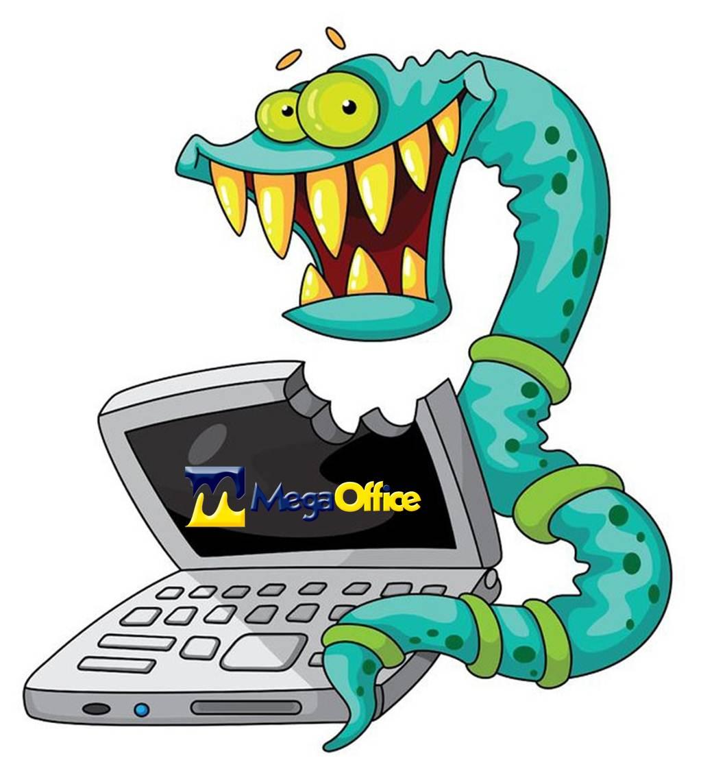 MegaOffice: Los virus informáticos