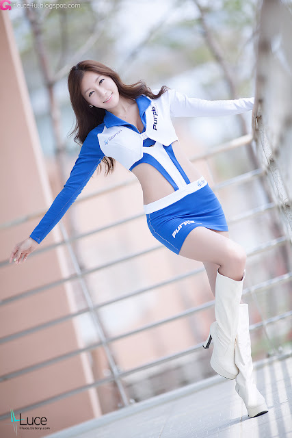 5 Han Ji Eun - CJ SuperRace 2012 R2-very cute asian girl-girlcute4u.blogspot.com