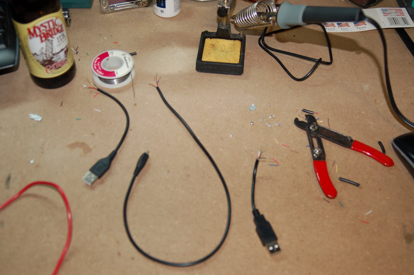 Lizardmonkeyengineering The 70 Portable Raspberry Pi Workstation Wiring Harness Workstations Cables Hacked Apart