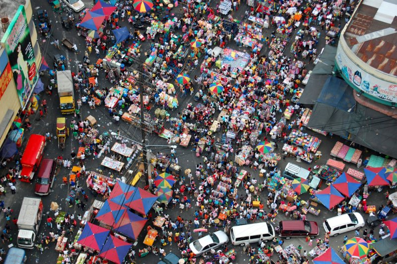 Happy trip ko package 3 quiapo and divisoria trip php6 for Divisori 169